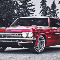 Tuning de voiture ancienne